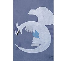Lugia Photographic Print