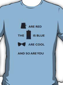 Doctor Who T-Shirt 2 T-Shirt