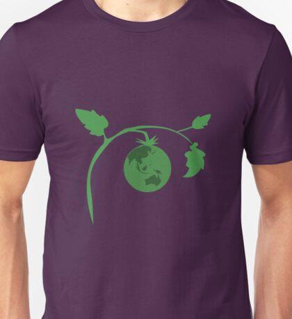 Growing Earth Unisex T-Shirt