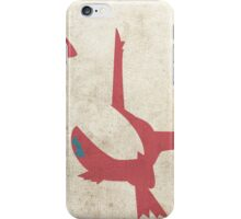 Latias iPhone Case/Skin