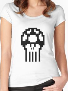 The Punishroom Women's Fitted Scoop T-Shirt