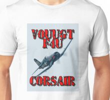 Vought F4U Corsair Unisex T-Shirt