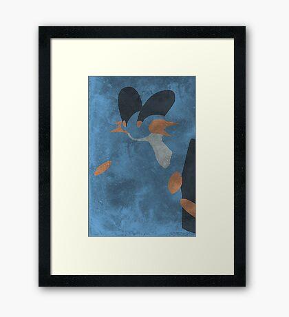 260 Framed Print