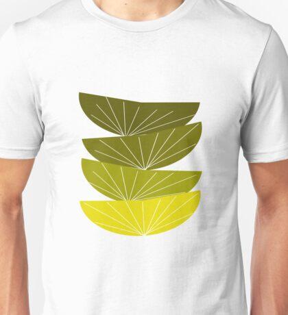 Mid-Century Modern Seed Pod Art II Unisex T-Shirt