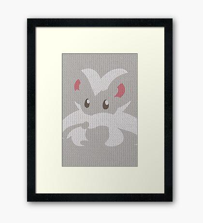 573 Framed Print