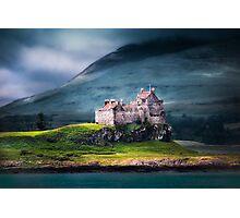 Duart Castle Photographic Print
