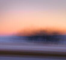 Blurred Grove by Rod J Wood