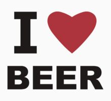 I Love Beer by sweetsixty