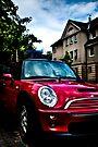 Red Mini by wulfman65