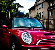 Red Mini by wulfman65
