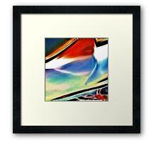 Mermandia Framed Print