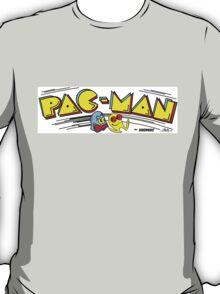 Pac-Man Marquee T-Shirt