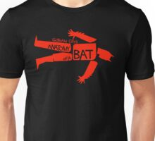 ANATOMY OF A BAT Unisex T-Shirt