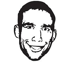 Werdum Troll Face Shirt by gelatinchoke