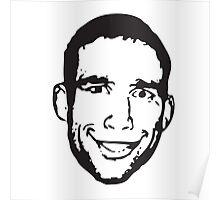 Werdum Troll Face Shirt Poster
