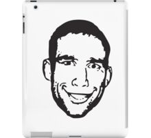 Werdum Troll Face Shirt iPad Case/Skin