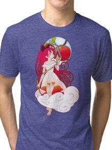 Kyoko Sakura - Nouveau edit. Tri-blend T-Shirt