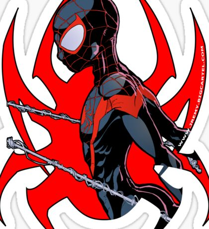 Ultimate Spider-Man Variant Edition Sticker