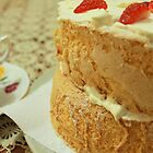 Waiting for Sponge Cake to Rise by Carol James