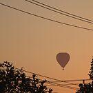 Morning Flight - Melbourne, Australia by BreeDanielle