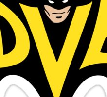 Batman Ed Ved (sticker) Sticker