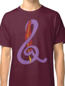Treble Quill Shirt (Beta) Classic T-Shirt