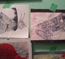 Prints by metrostation