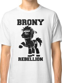 BRONY Davvid Daggers Classic T-Shirt
