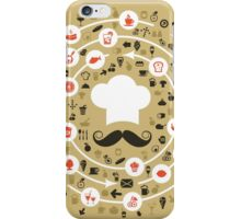 Cook3 iPhone Case/Skin