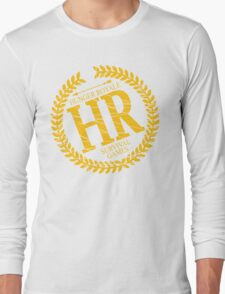 HR SURVIVAL GAMES Long Sleeve T-Shirt