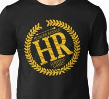 HR SURVIVAL GAMES Unisex T-Shirt