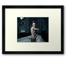 Tryst Framed Print