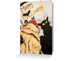 Halloween Gerome Greeting Card