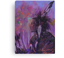 Little Wing Canvas Print