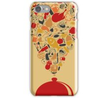 Dish iPhone Case/Skin