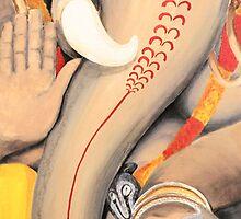 Ganesha by Sokolovich