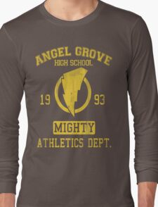 Angel Grove H.S. Long Sleeve T-Shirt