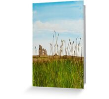 Tynemouth Priory Greeting Card