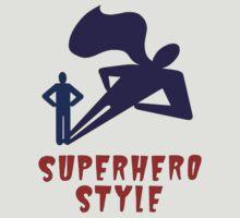 Superhero Style by Dylan DeLosAngeles