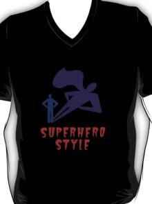 Superhero Style T-Shirt
