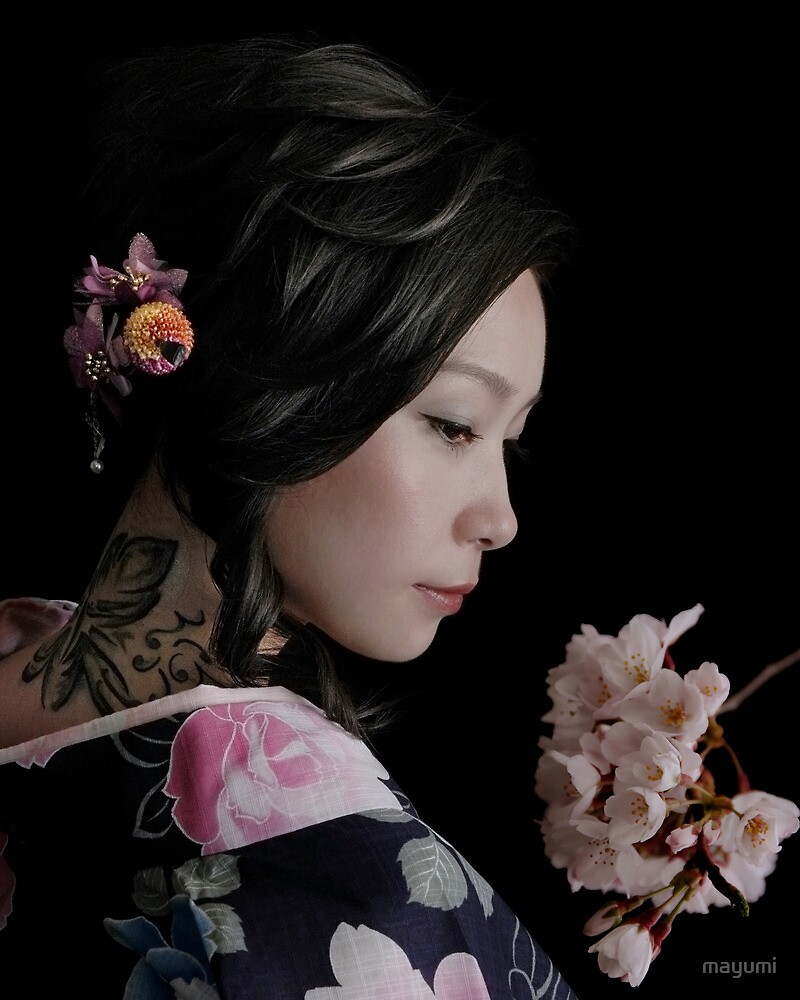 sakura by mayumi