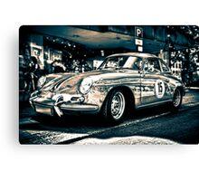 Porsche 2 Canvas Print