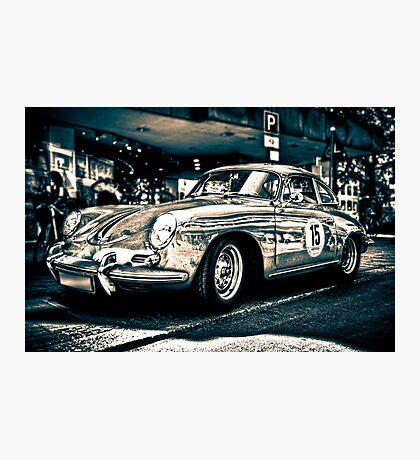 Porsche 2 Photographic Print