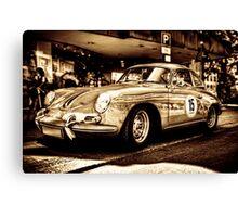 Porsche 3 Canvas Print