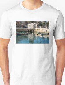 From St Julians With LOVE - Malta's Controversial Inverted Love Statue T-Shirt