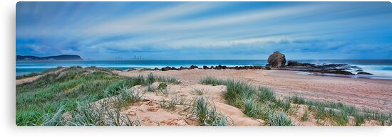 Currumbin Alley - Panorama by Maxwell Campbell