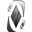 Black Dyemin logo by TravHave0413