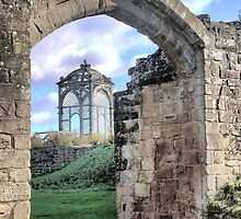 Kenilworth Castle ( 6b ) In the Frame by cullodenmist