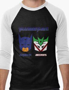 Batman and Transformers - TransGotham T-Shirt