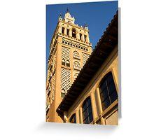 Church at Kansas City Greeting Card